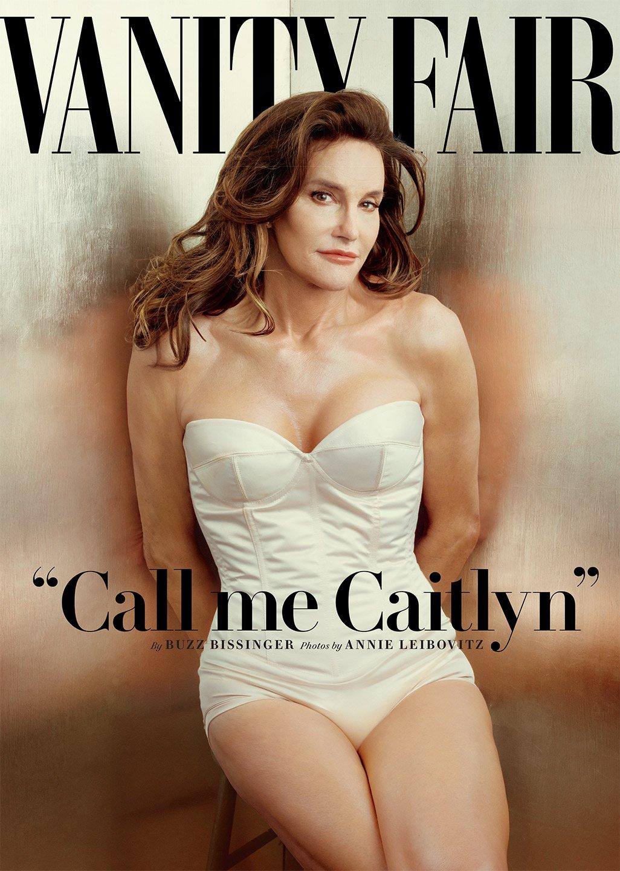 Vanity Fair Cover, Caitlyn Jenner