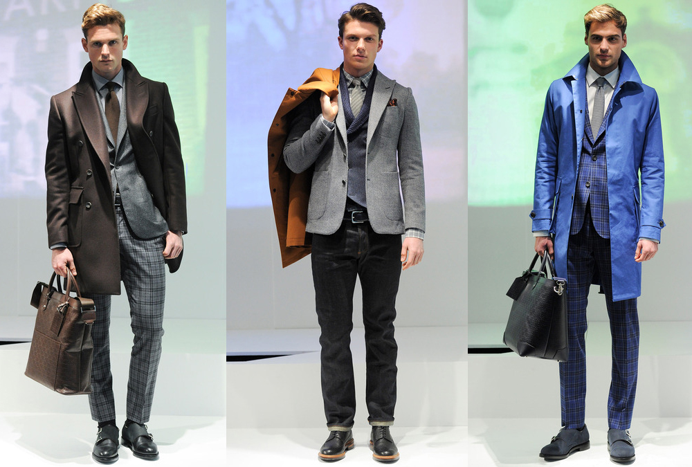 Hardy Amies Fall Winter 2014 Style By Naz