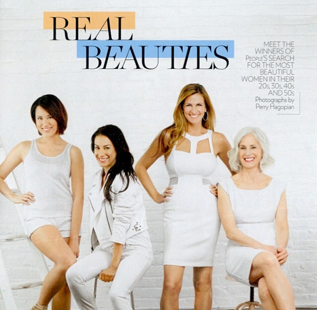 PEOPLE Magazine's 'Real Beauties'
