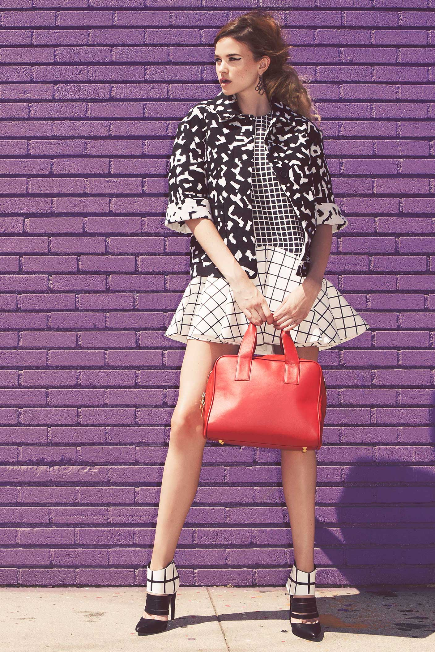 Fashion Stylist / BELLO Magazine