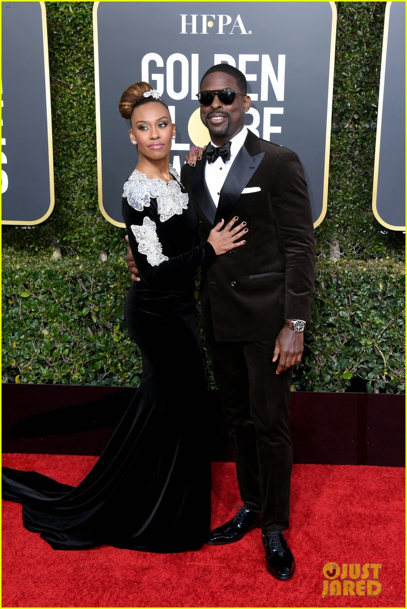 Sterling K.Brown-Golden Globes 2019