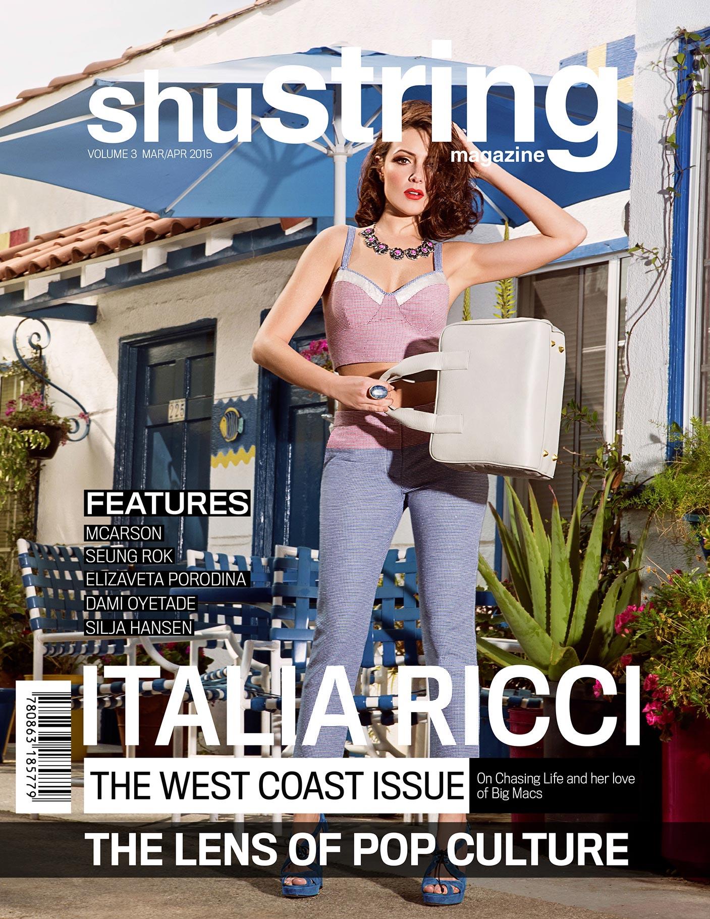 Editorial Styling: Italia Ricci West Coast