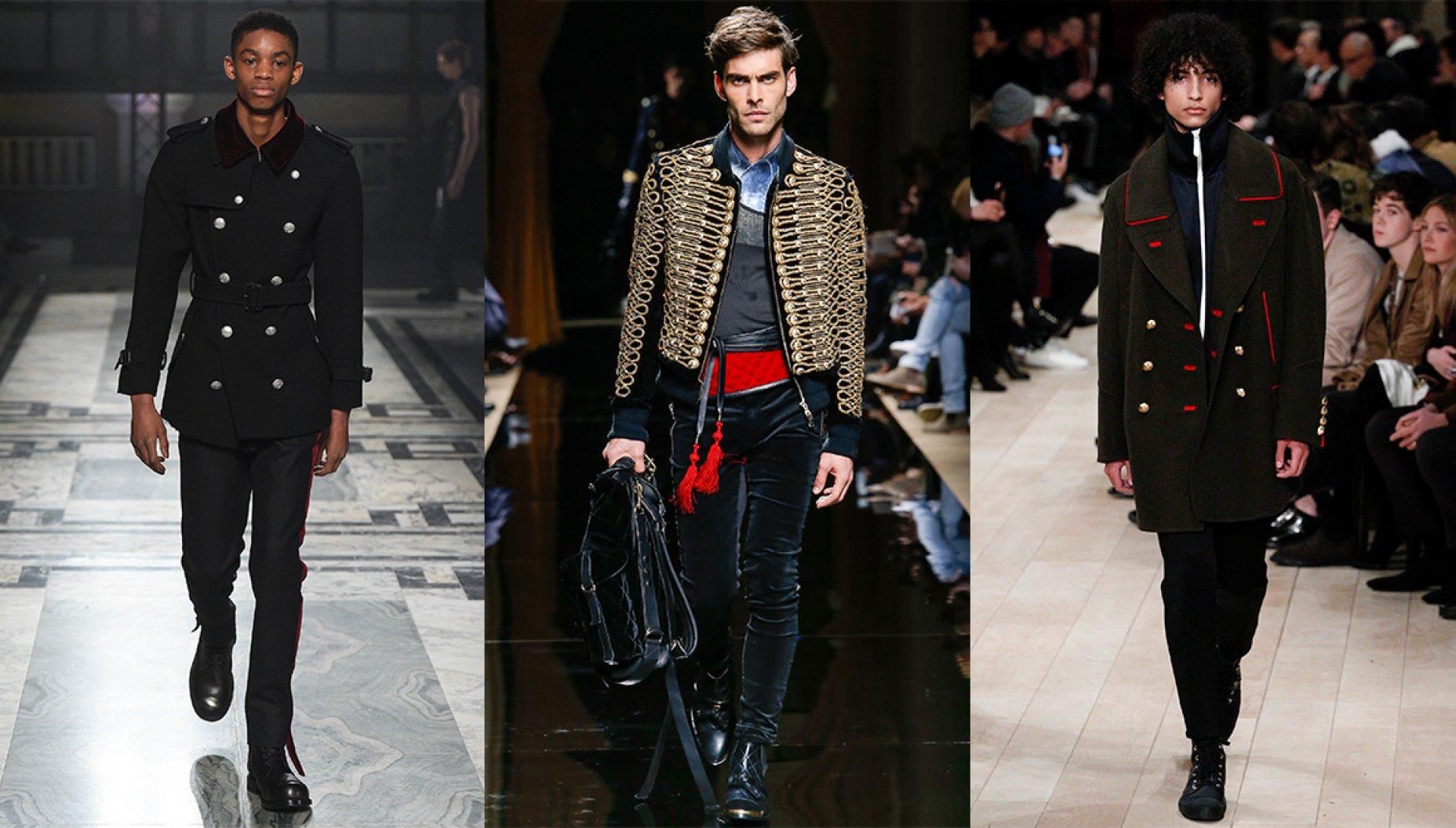 Men's Fall Fashion 2016