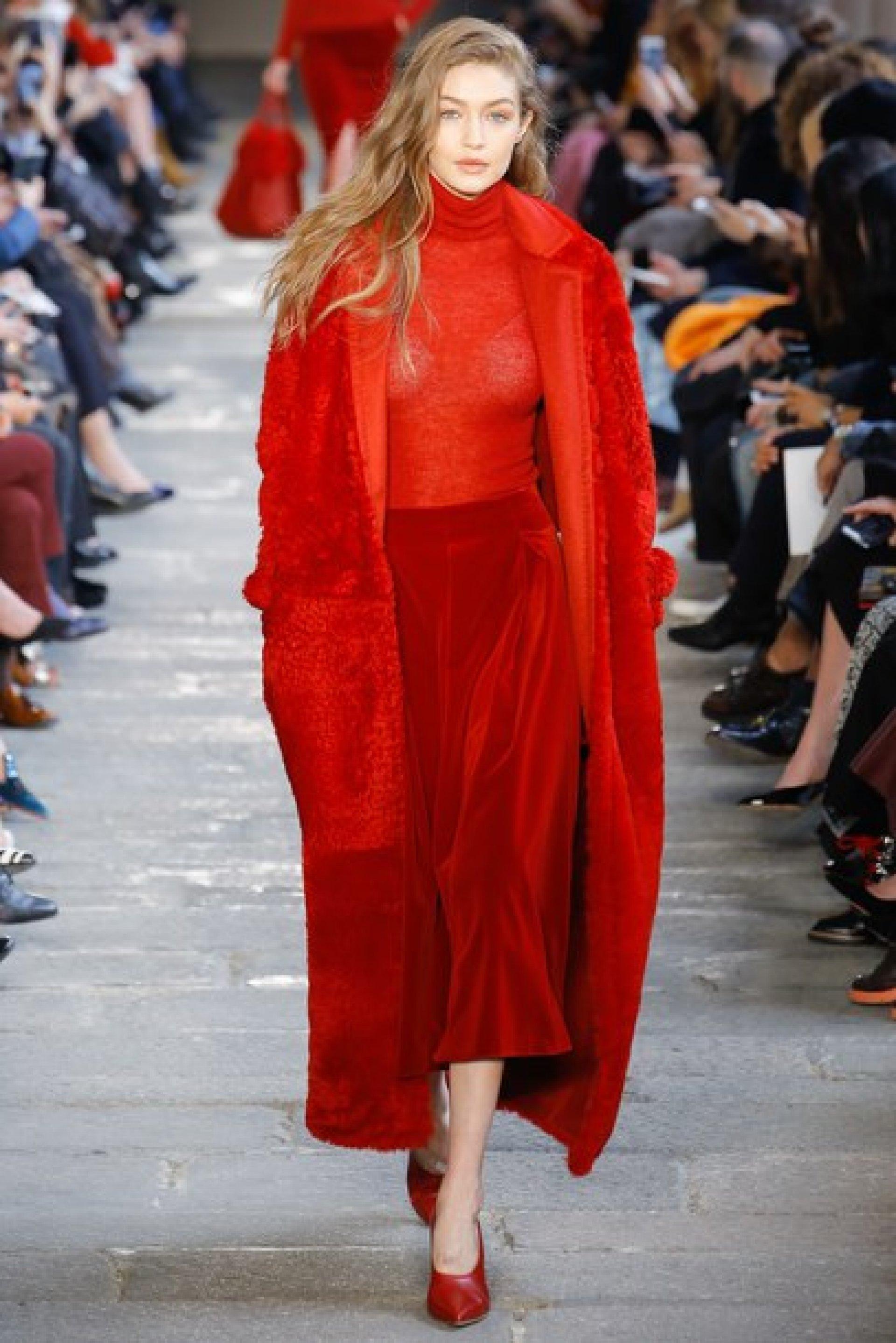 Fall 2017 trend, Red, Velvet