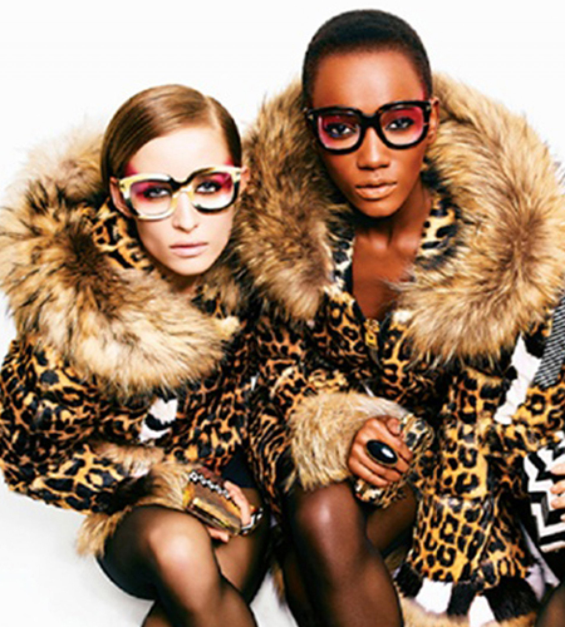 Editorial report published on DSN-Digital stylist network- Trend report Fall 2013- Leopard