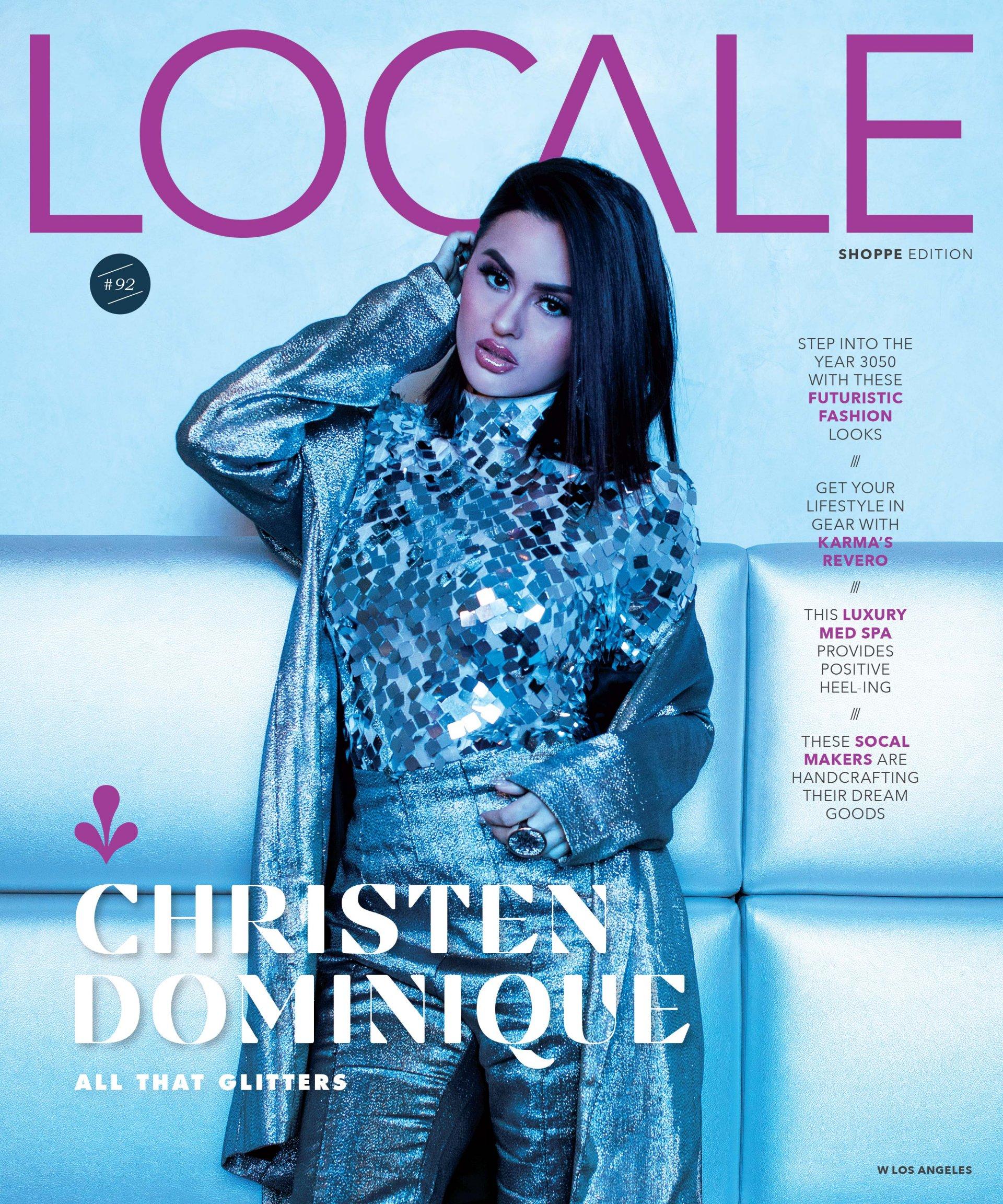 Cover, LOCALE Magazine
