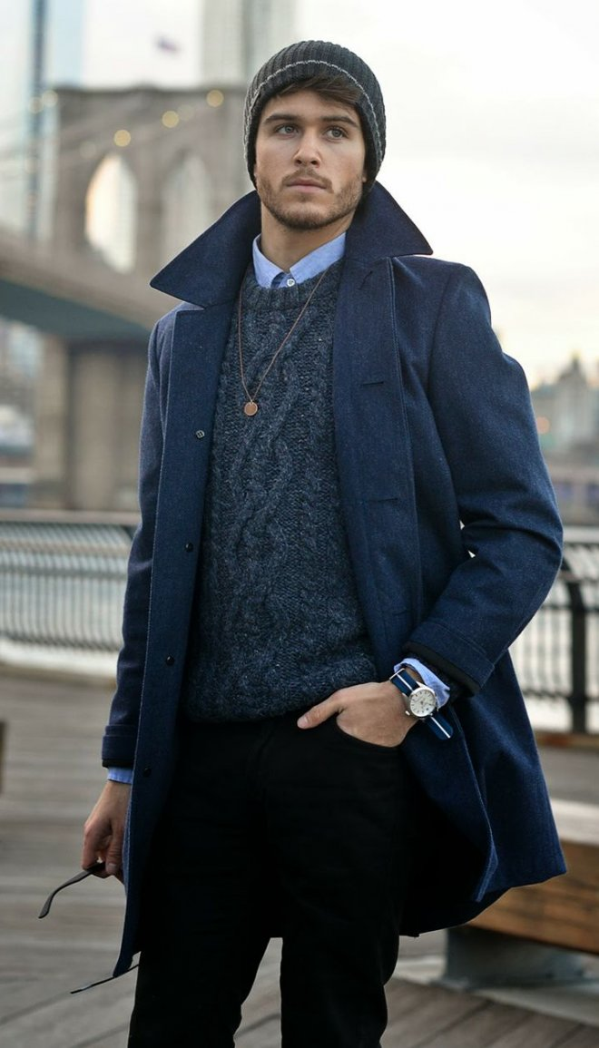 Stylish and Tailored Fall Menswear