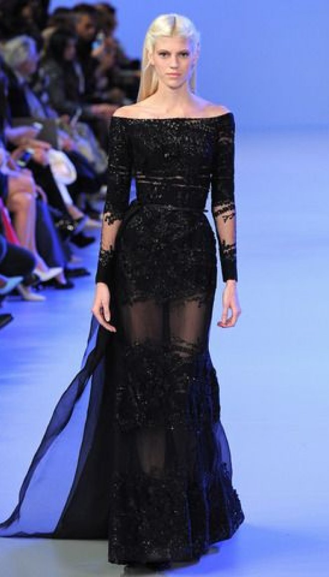 Elie Saab Couture Spring Summer 2014
