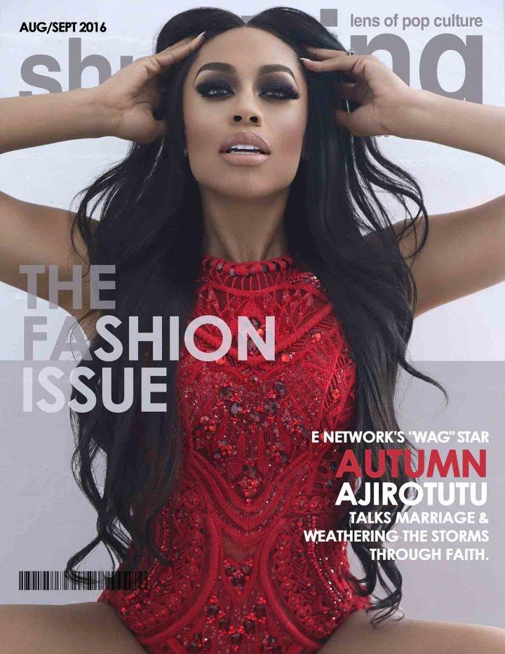 Fashion Styling: 'WAGS' Star Autumn Ajirotutu
