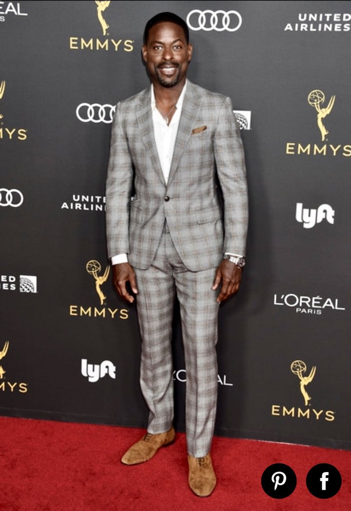 Los Angeles Fashion Stylist for Sterling K. Brown
