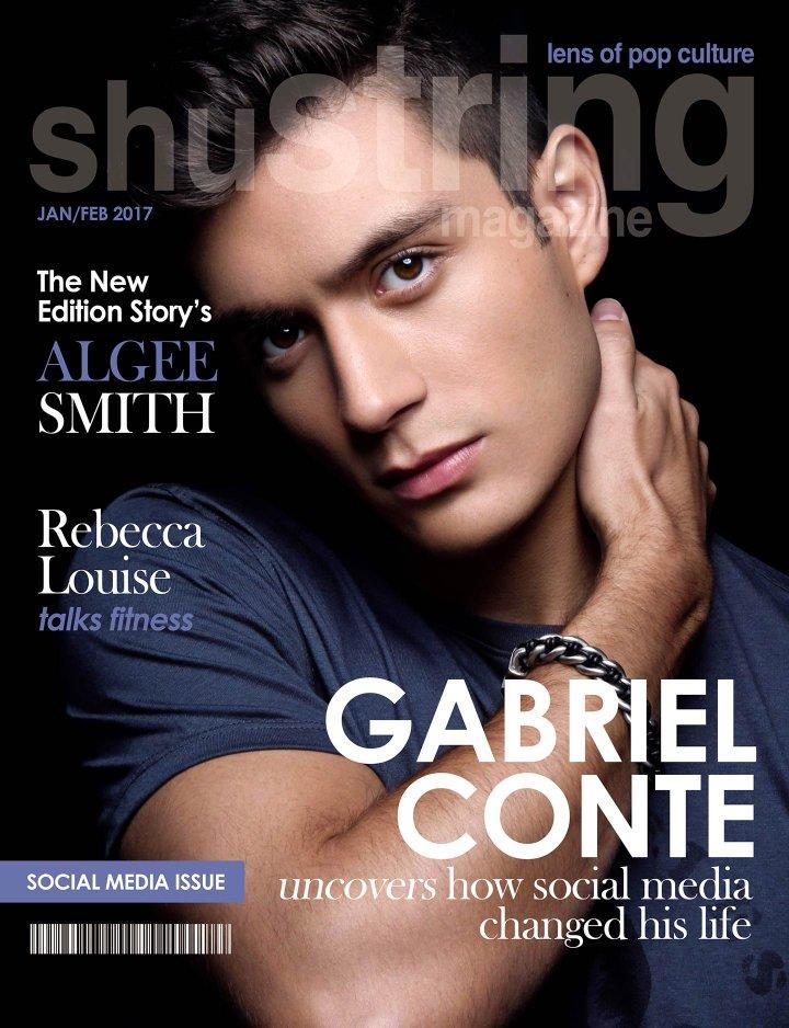 Los Angeles Fashion Stylist, Magazine Cover 2017
