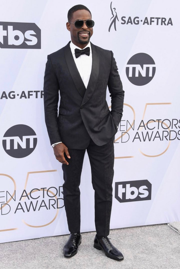 Sterling K. Brown at the SAG Awards