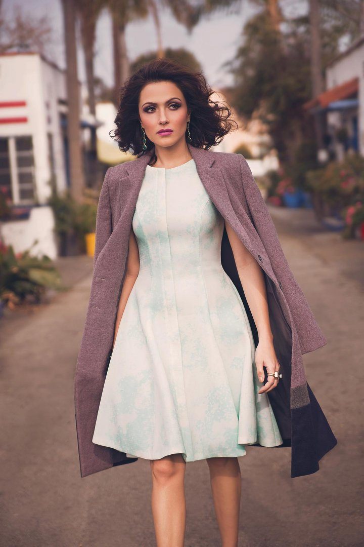 Editorial Styling: Italia Ricci West Coast