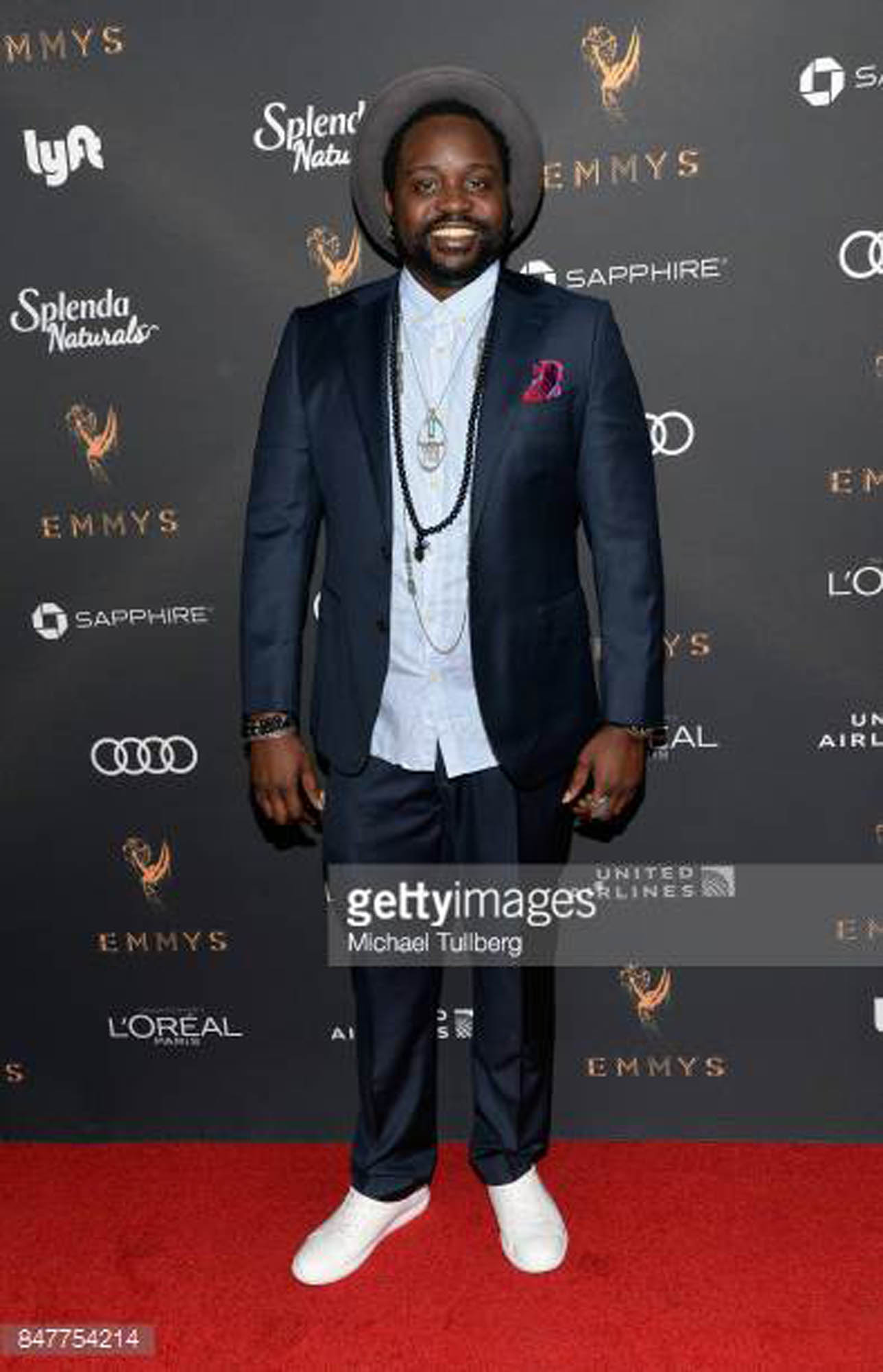 Styling Brian Tyree Henry for the Emmy's 2017